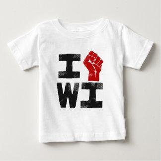 Wisconsin Solidarity Baby T-Shirt