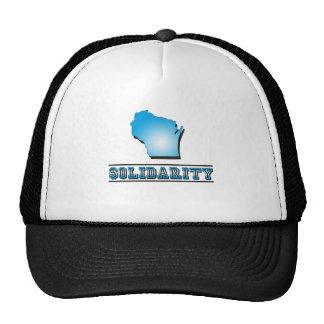 Wisconsin Solidarity Hats