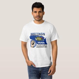 Wisconsin Solidarity T-Shirt