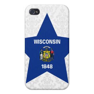 Wisconsin Star iPhone 4/4S Case