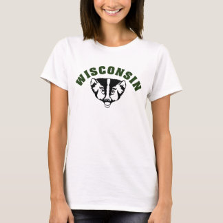 Wisconsin State Badger T-Shirt