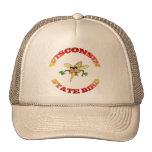 Wisconsin State Bird Trucker Hat