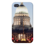 Wisconsin State Capitol Cases For iPhone 4