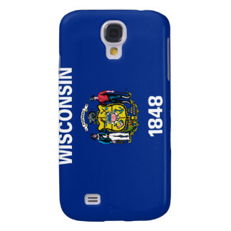 Wisconsin State Flag iPhone Case