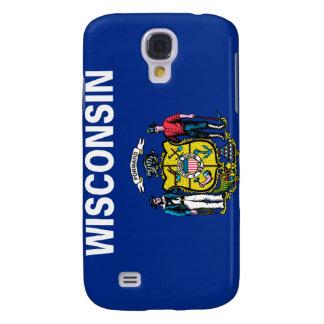 Wisconsin State Flag Samsung S4 Case