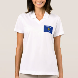 Wisconsin State Flag Polo