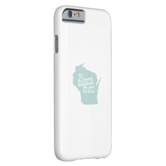Wisconsin State Nickname Barely There iPhone 6 Case