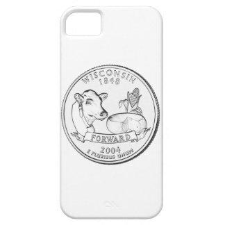 Wisconsin State Quarter iPhone SE/5/5s Case