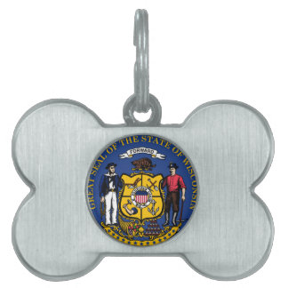 Wisconsin state seal.jpg pet ID tag