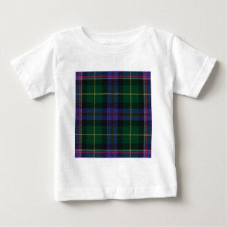 Wisconsin_state_tartan Baby T-Shirt