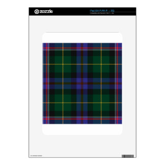 Wisconsin_state_tartan Decals For The iPad