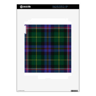 Wisconsin_state_tartan iPad 2 Skin