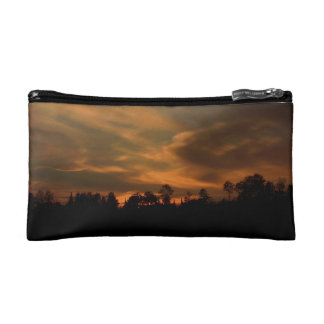 Wisconsin Sunset Bag Cosmetic Bag