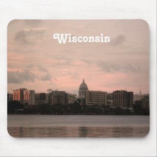 Wisconsin Tapetes De Ratón