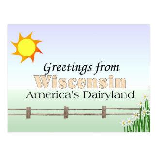 Wisconsin Tarjetas Postales