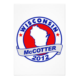 Wisconsin Thad McCotter Announcements