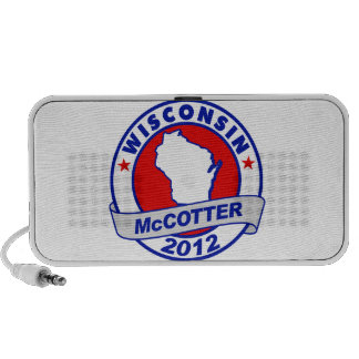 Wisconsin Thad McCotter Mp3 Speakers