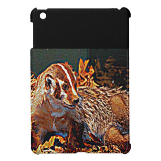 Wisconsin The Badger State Cover For The iPad Mini