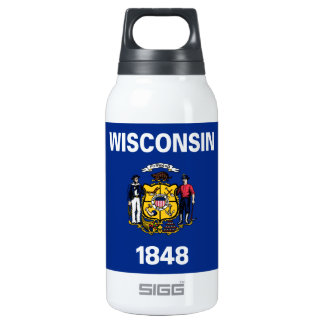 Wisconsin Thermos Bottle