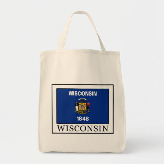 Wisconsin Tote Bag