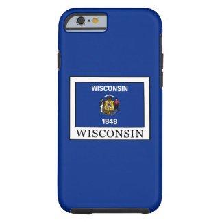 Wisconsin Tough iPhone 6 Case