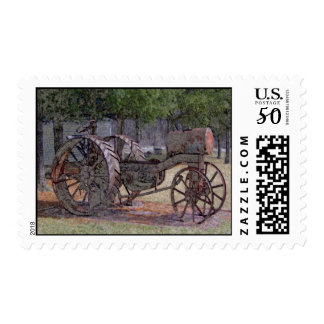 Wisconsin Tractor Postage