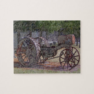 Wisconsin Tractor Puzzle