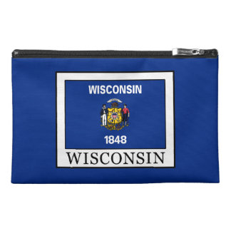 Wisconsin Travel Accessory Bag