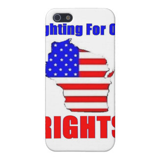 Wisconsin - Union Workers iPhone SE/5/5s Cover