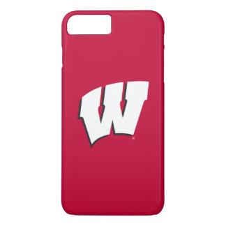Wisconsin | University of Wisconsin Logo iPhone 8 Plus/7 Plus Case