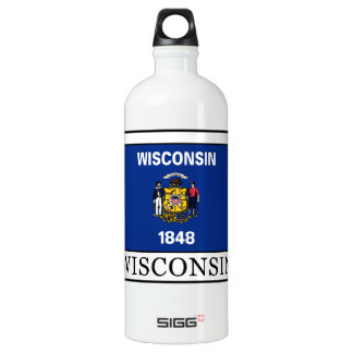 Wisconsin Water Bottle