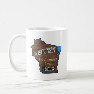 Wisconsin* Welcomes You *A Division of Koch Ind. Coffee Mug