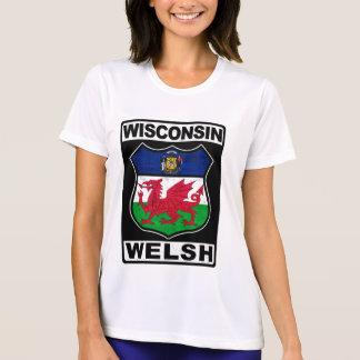 Wisconsin Welsh American Tee