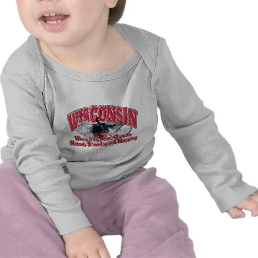Wisconsin Whitewater Camiseta