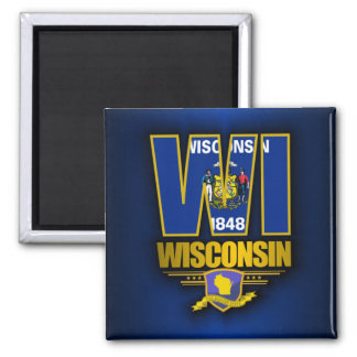 Wisconsin (WI) Magnet