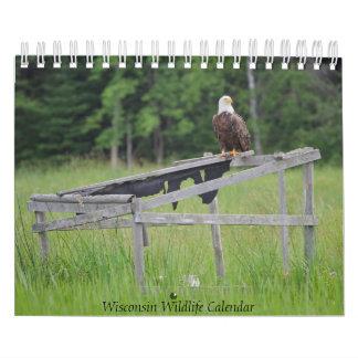 Wisconsin Wildlife Calendar