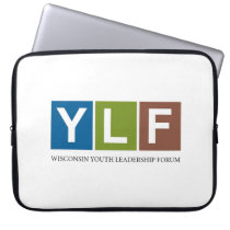 Wisconsin YLF Computer Sleeve