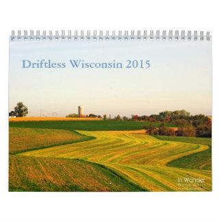 Wisconsin's Driftless 2015 Calendar