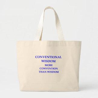 wisdom canvas bags