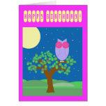 Wisdom Birthday Card