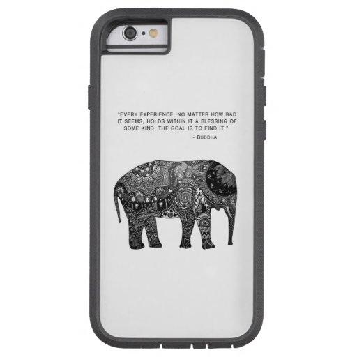 Wisdom Buddha Elephant Phone Case iPhone 6 Case