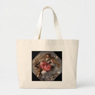 Wisdom by Titian Jumbo Tote Bag