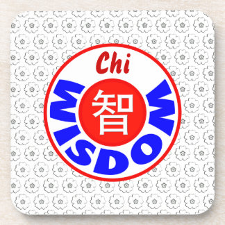 Wisdom - Chi Drink Coaster