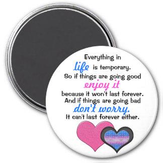 Wisdom for LIfe Magnet