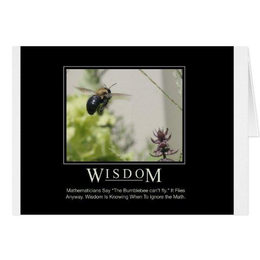 Wisdom_Garden Series Greeting Card