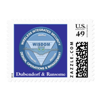 WISDOM Information Security Framework Postage