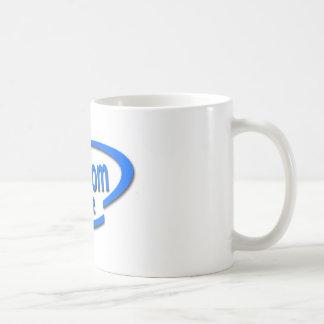 Wisdom Inside - Funny Intel Parody Coffee Mug