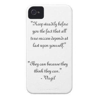 Wisdom iPhone 4 Case