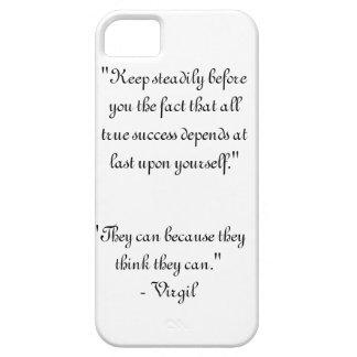 Wisdom iPhone SE/5/5s Case