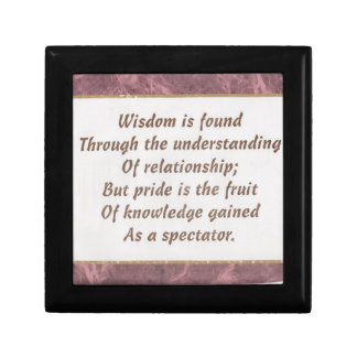 Wisdom Is Found Products Jewelry Boxes